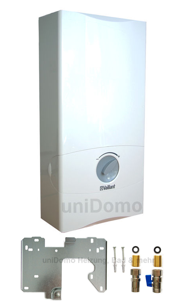 Vaillant VED-E/7 elektronischer Elektro Durchlauferhitzer VEDE 18-21-24-27 kW