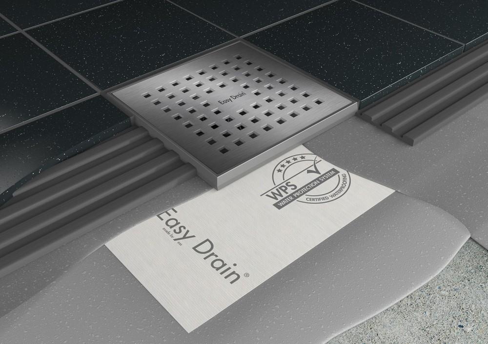 bodenablauf dusche quadrat 10 x 10 cm 15 x 15 cm abdeckung edelstahl. Black Bedroom Furniture Sets. Home Design Ideas