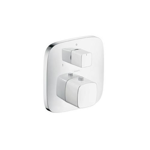 Hansgrohe Thermostat UP PuraVida mit Absperr-und Umstellventil