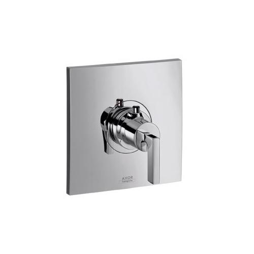 Hansgrohe Thermostat Axor Citterio mit Hebelgriff