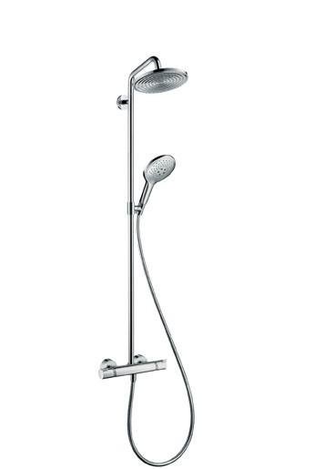Hansgrohe Showerpipe Raindance Select