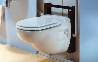 Gut bekannt SFA Sanibroy Sanicompact Star WC mit integrierter Hebeanlage | UNIDOMO YW68