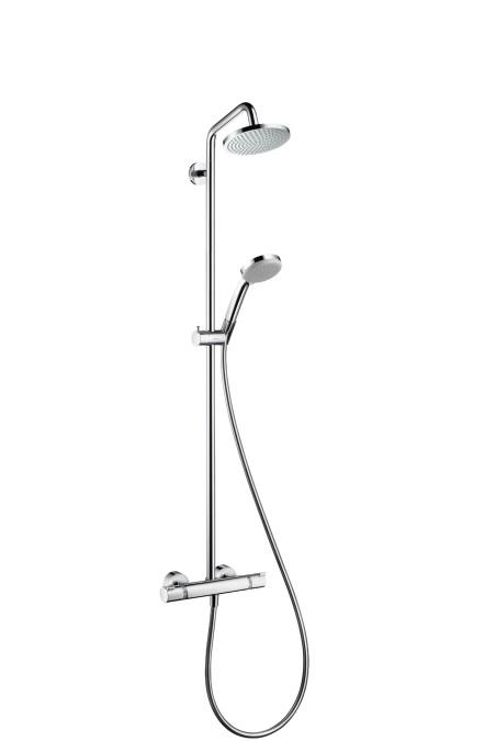 Hansgrohe Croma Showerpipe