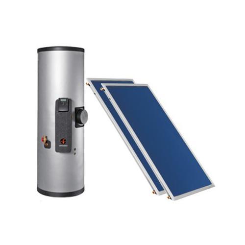 Warmwasserspeicher DHW + Solar-Kollektor SK400N-AL