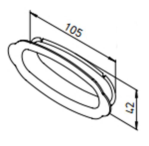 Helios Verschlussdeckel FRS-VD 75