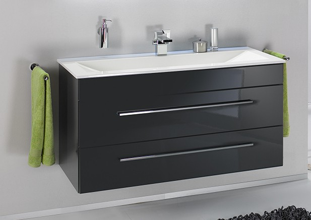 lanzet badm bel p5 waschtisch unterschrank mineralguss waschbecken. Black Bedroom Furniture Sets. Home Design Ideas