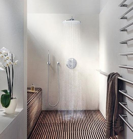 Badezimmer unidomo for Badezimmer ebenerdige duschen