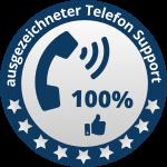 UNIDOMO - ausgezeichneter Telefon Support
